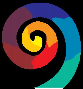 OS Brsljin logotipi_5 element spirala barvna