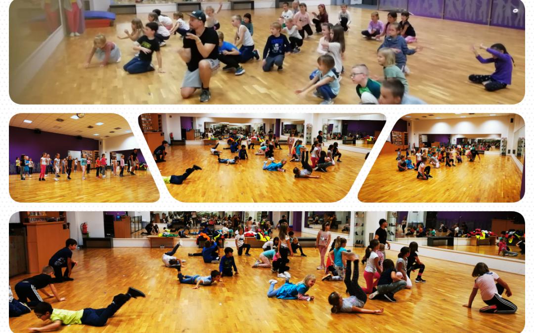 Kulturni uri: Ples v Plesnem centru Dolenjske